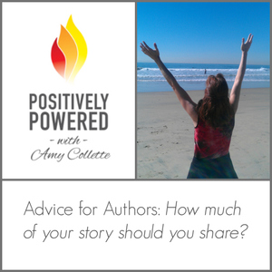 Book Coach's Advice for Authors: How much of your personal story should you reveal?