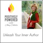 Three keys to unleashing your inner author